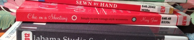 5 sewing boks