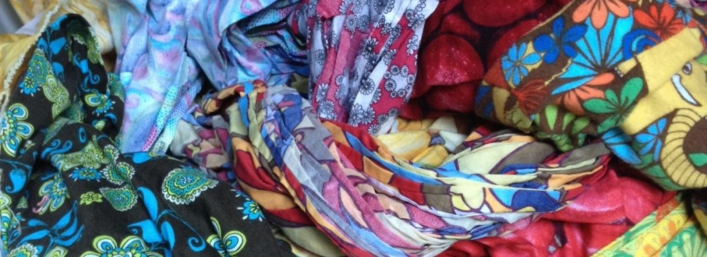 Pre-washing Fabric