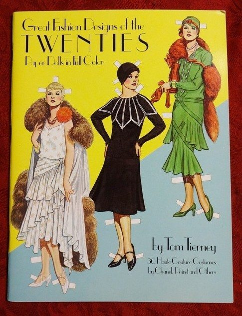 Fashions of the 20s.cover
