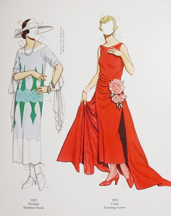 Vionnet and Caret