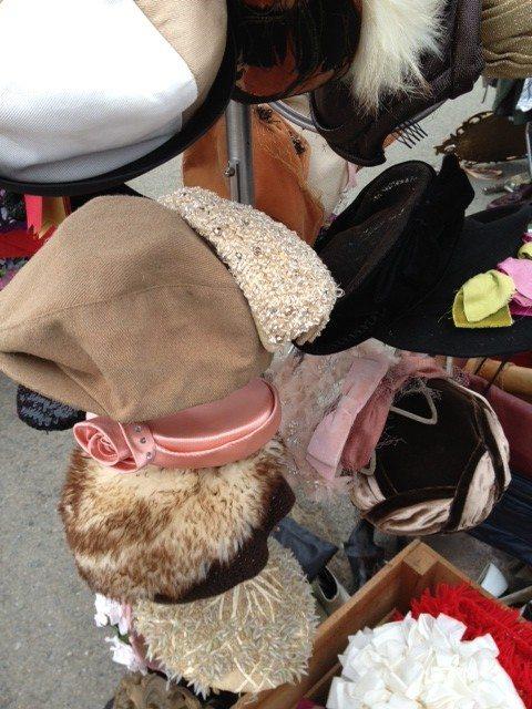 More vintage hats!