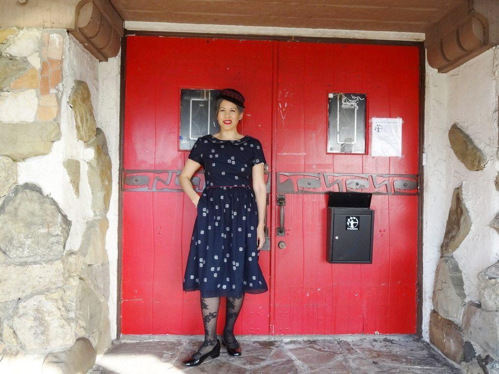 Emery Dress - photo - sewn by Chuleenan of csews.com - Christine Haynes sewing pattern