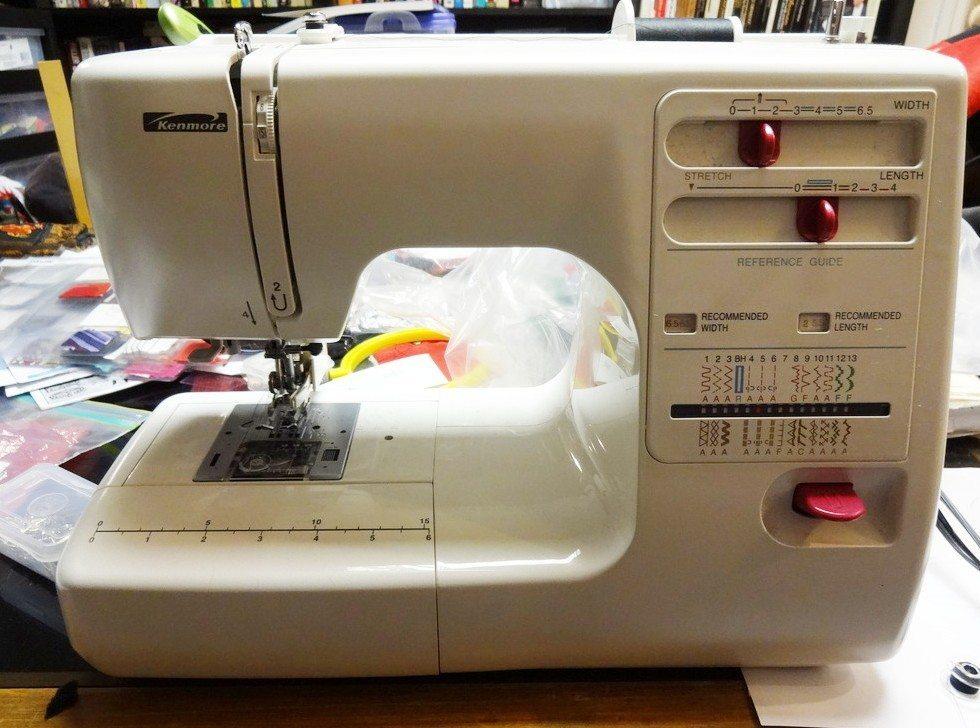 Kenmore sewing machine - csews.com