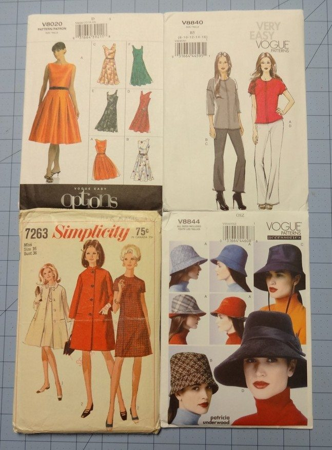 Patterns from swap