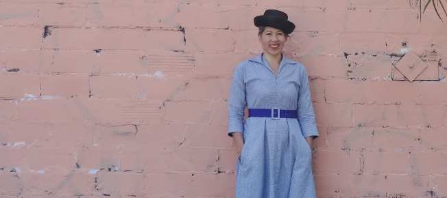 My Bluegingerdoll Winifred Dress