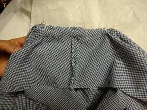 Winifred Dress - collar back