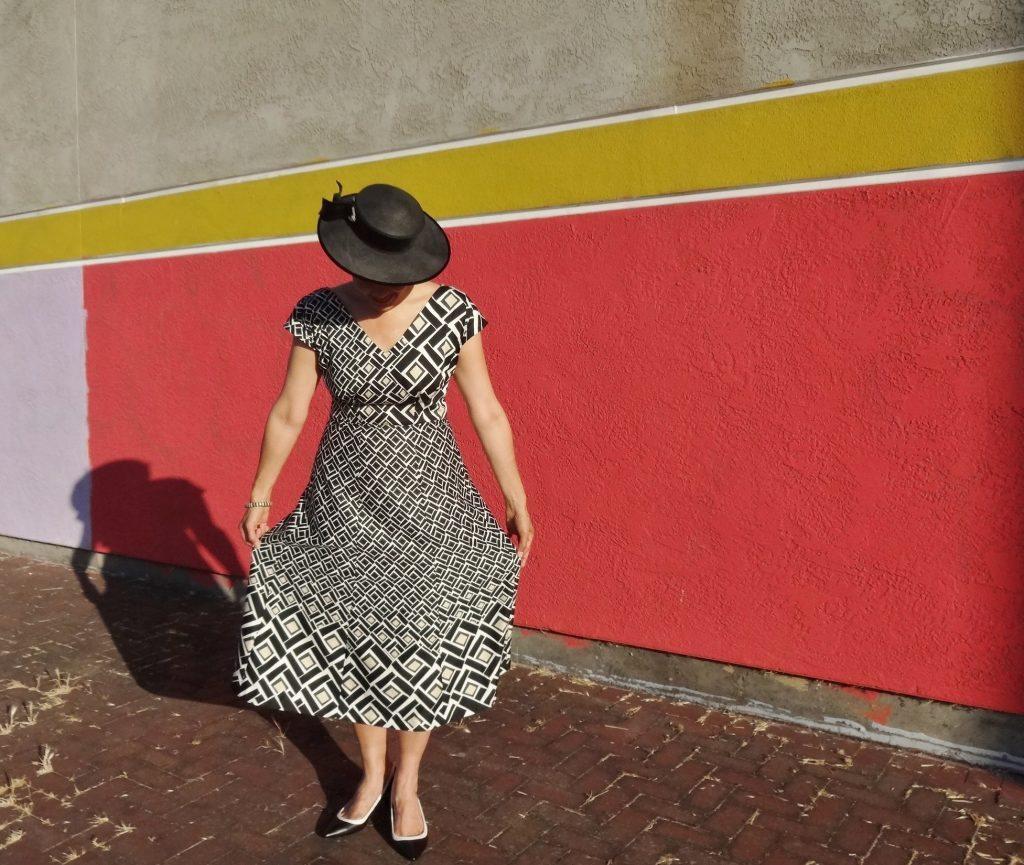 Anna Dress - Front view - csews.com