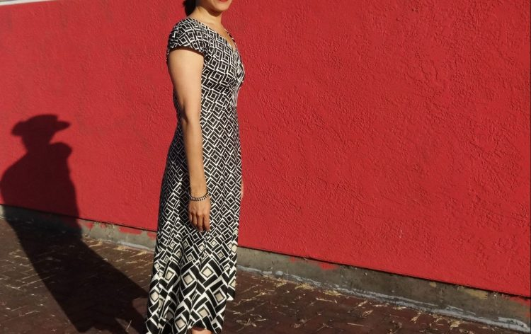 The Anna Dress  – Celebrating Sewing Indie Month!