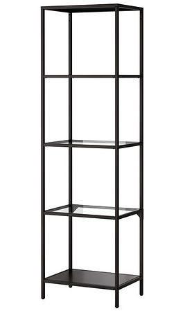 Ikea Vittsjo shelving unit - sewing storage - csews.com