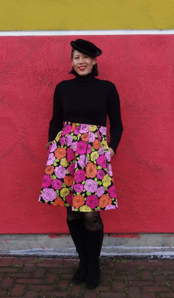 Deer and Doe - Chardon Skirt - sewing pattern - SeamstressTag