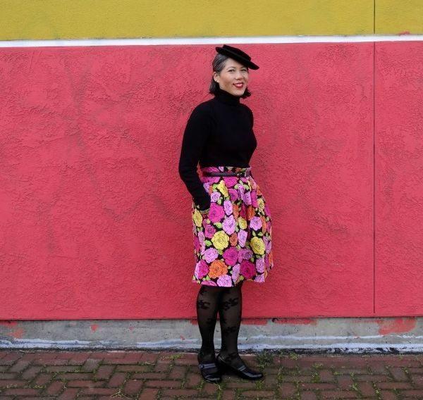 Chardon skirt - belt - csews.com