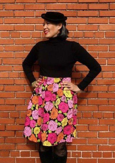 Chardon skirt - front - csews.com