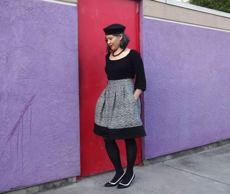 Chardon skirt - Deer and Doe - csews.com