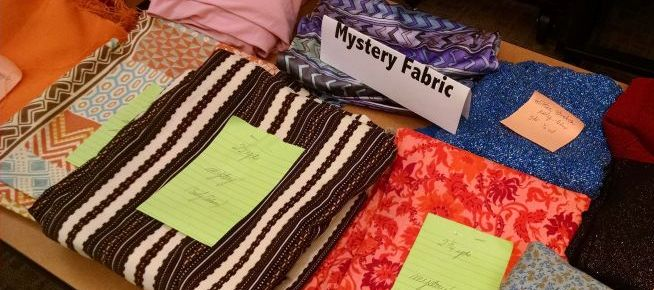 Fabric Swap – Meetup!