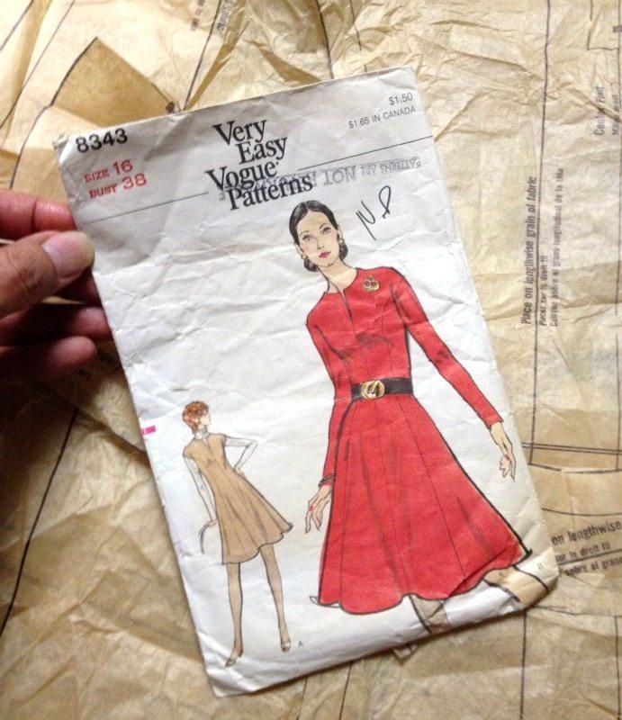 Vintage Vogue 8343 - csews.com