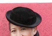 Vintage black hat - csews.com