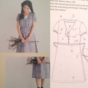 V-neck dress - Stylish Dress Book - csews.com