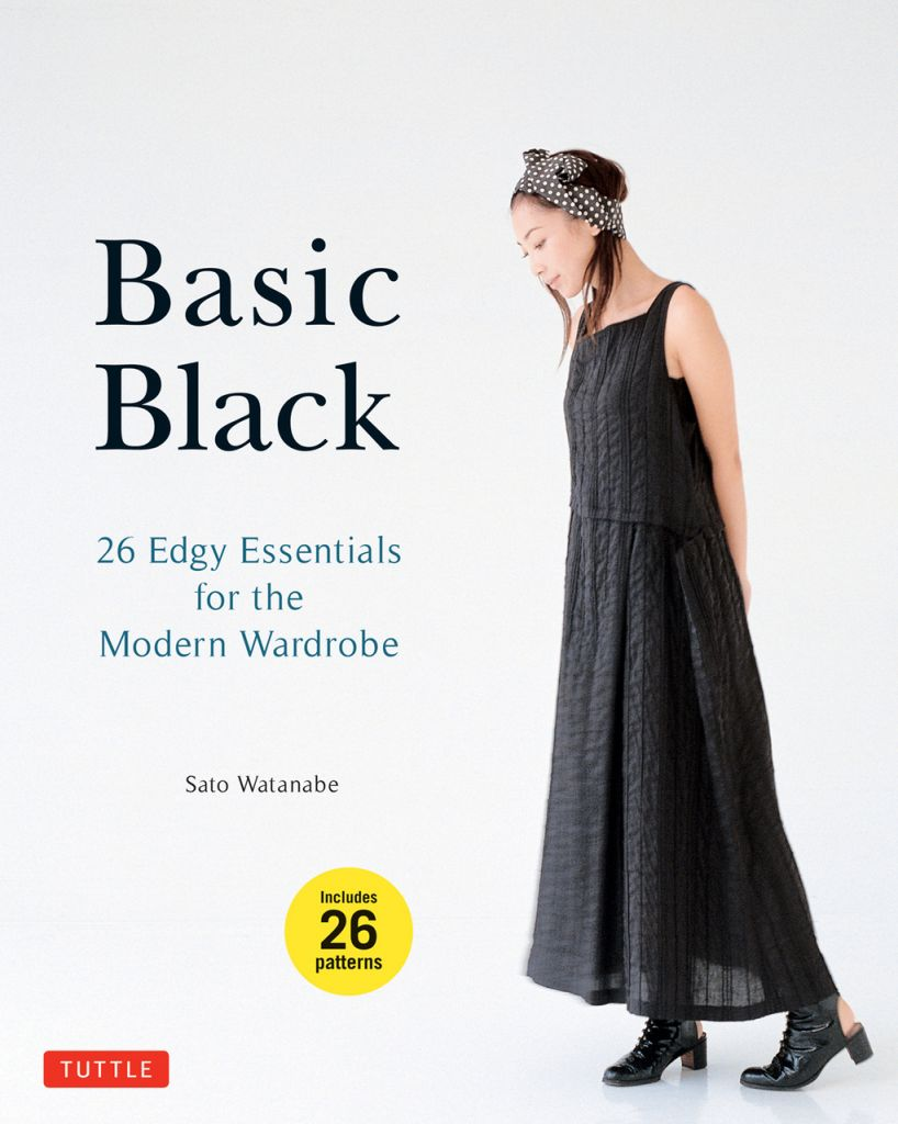 Basic Black by Sato Watanabe - Tuttle Publishing
