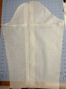 Newcastle Cardigan - sleeve adjustment - csews.com