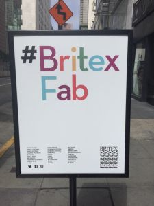 Britex Fabrics - Bay Area Sewists metup - csews.com