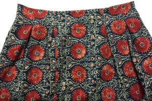 Deer and Doe - linen Chardon skirt - back pleat - csews.com