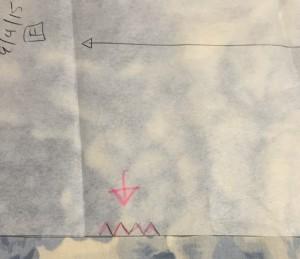 Highlighting pattern notches - csews.com