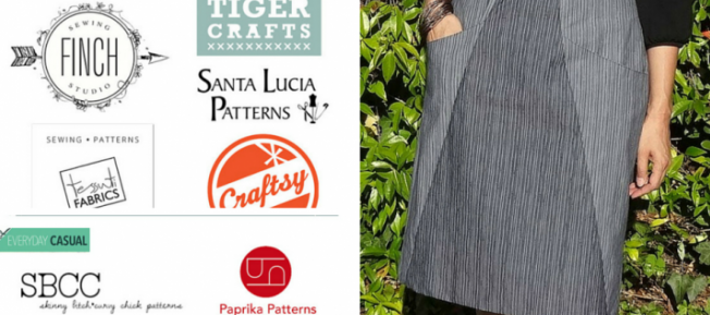 Everyday Casual Sewalong Prizes - Sewing Indie Month 2015 - csews.com