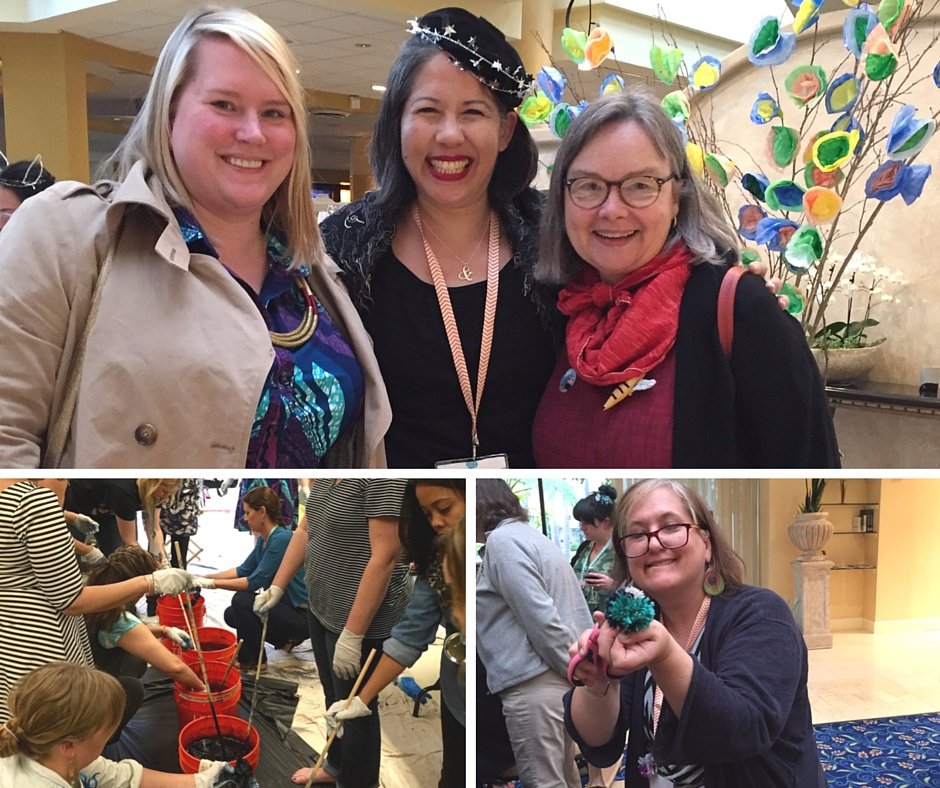 Cashmerette, Chuleenan & Mimi at Craftcation 2016