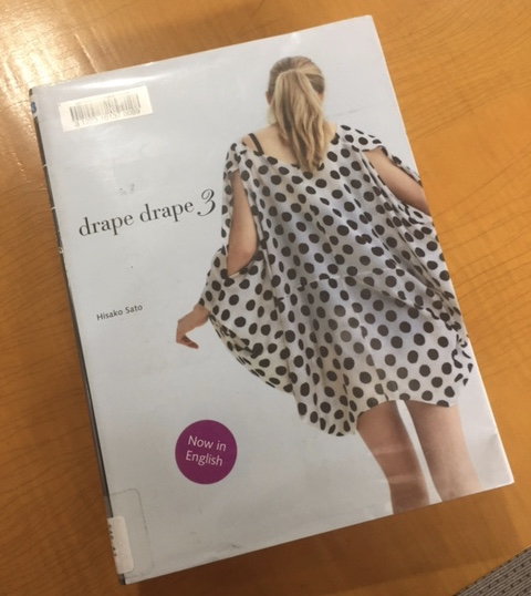 Drape Drape 3 by Hisato Sako - book cover