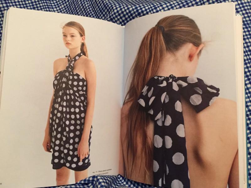 Drape Drape 3 - No. 11 three-piece sun dress - csews.com