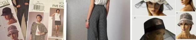 Vogue patterns - V9191 - V1417 - V8891 - csews.com