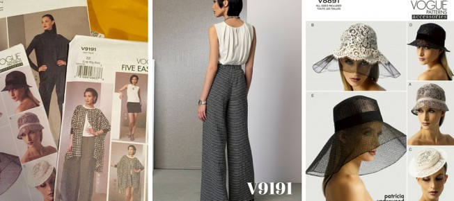 Vogue patterns - V9191 - V1417 - V8891 - csews.com