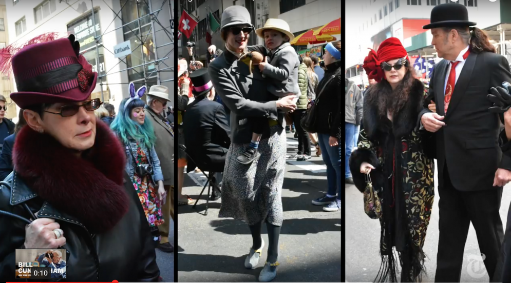Bill Cunningham photos
