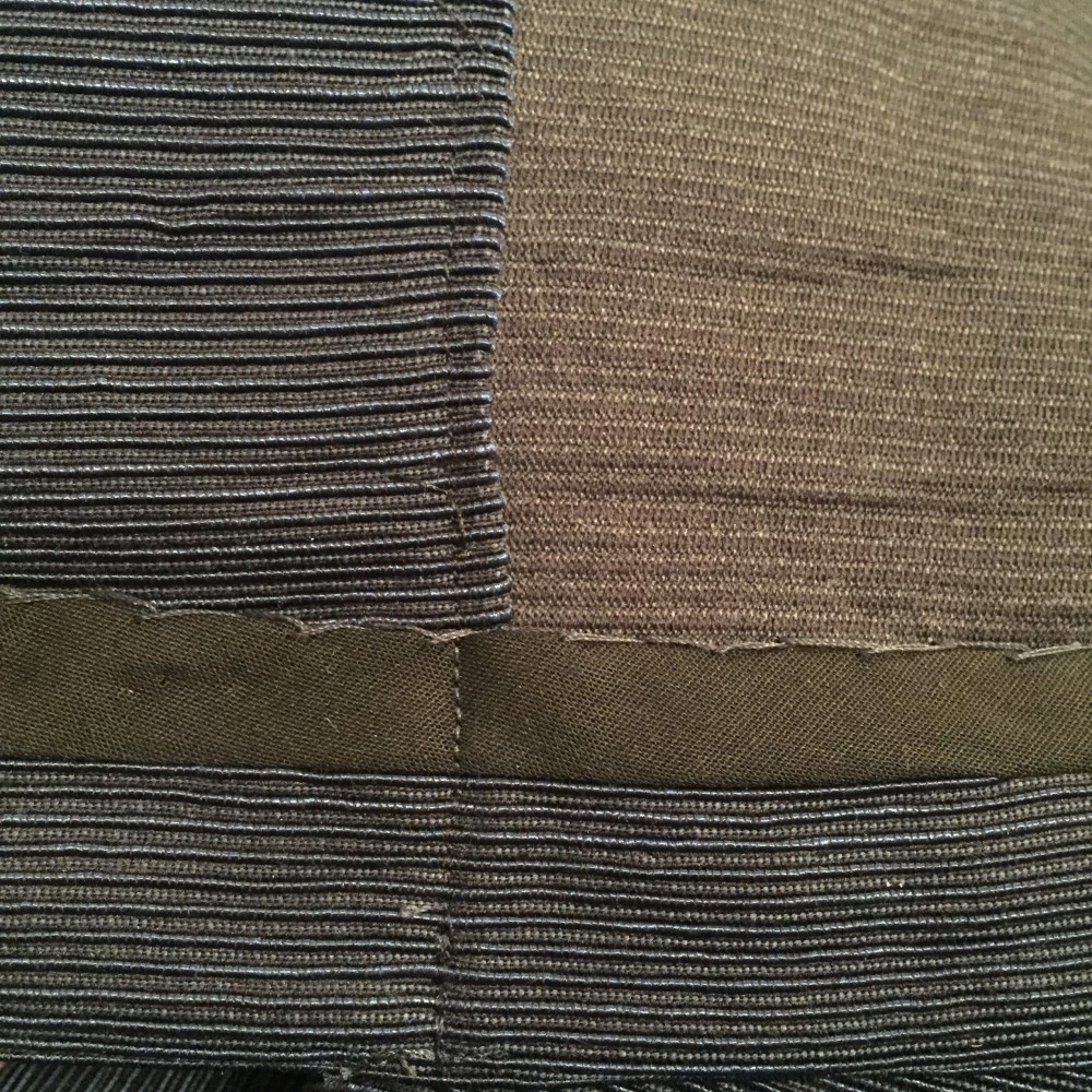 Pilvi Coat - hem finish - C Sews - csews.com