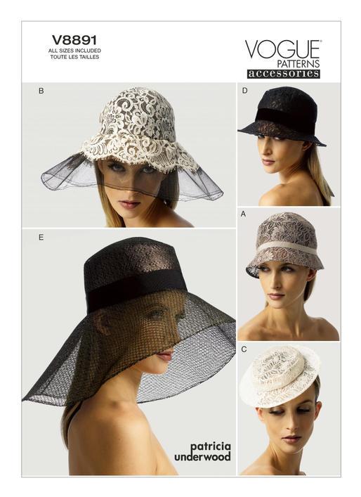 Patricia Underwood Vogue pattern 8891