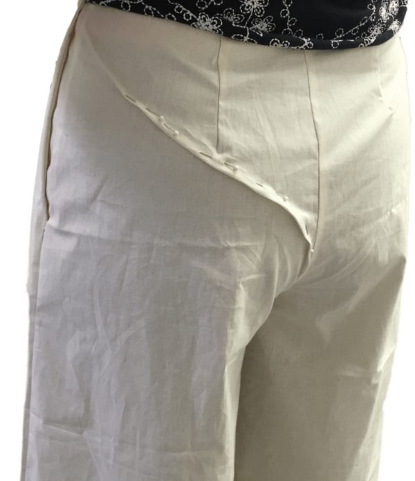 Fitting Mimosa Culottes, Named Clothing sewing pattern