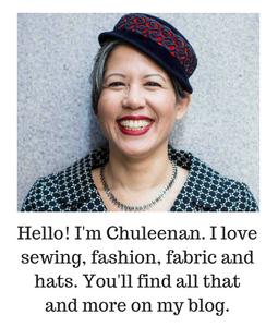 Hello from Chuleenan - C Sews
