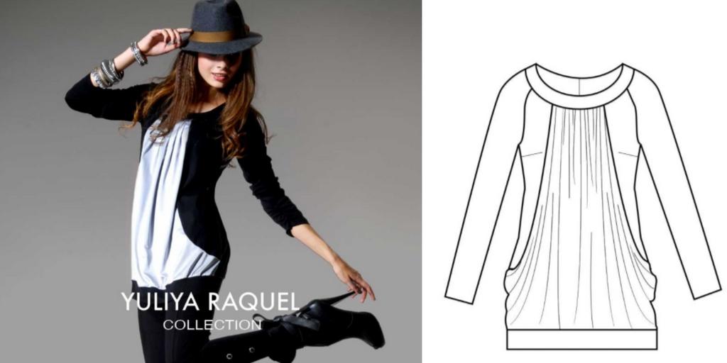 Fashion Industry Disruptor - Yuliya Raquel of Bootstrap Fashion - C Sews