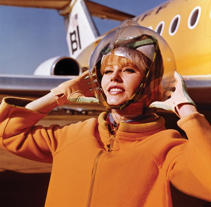 Photo credit: Braniff International Public Relations Archives, History of Aviation Collection, UT-Dallas