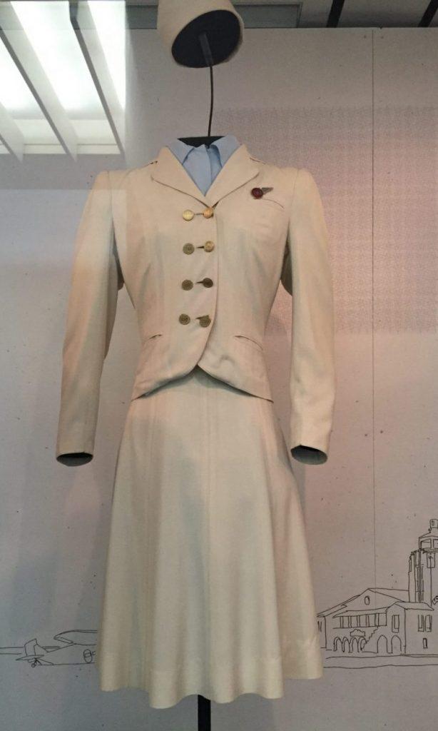 1930s airline uniform