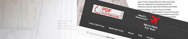 Printing PDF patterns - here are some options in the US - from copy shops to PDFplotting.com, an online source.