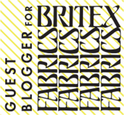 Guest Blogger for Britex Fabrics