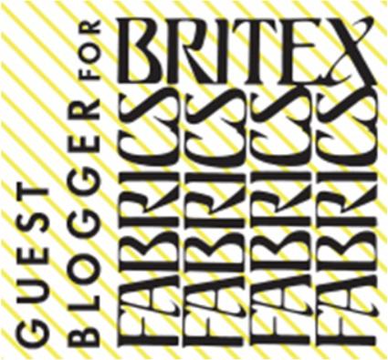 Guest Blogger for Britex Fabrics