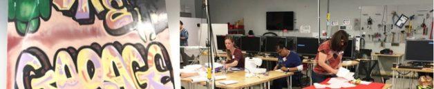 Google Garage - Sew Together meetup