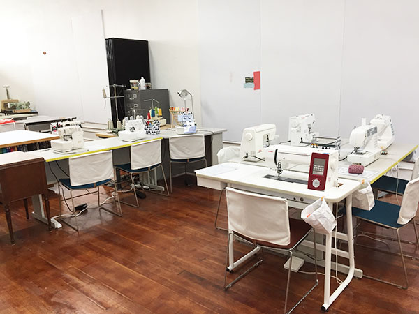 Hello Stitch sewing machines and sergers