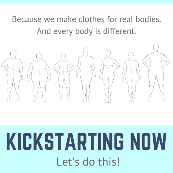 MyBodyModel - Kickstarter campaign to create custom croquis based on your measurements