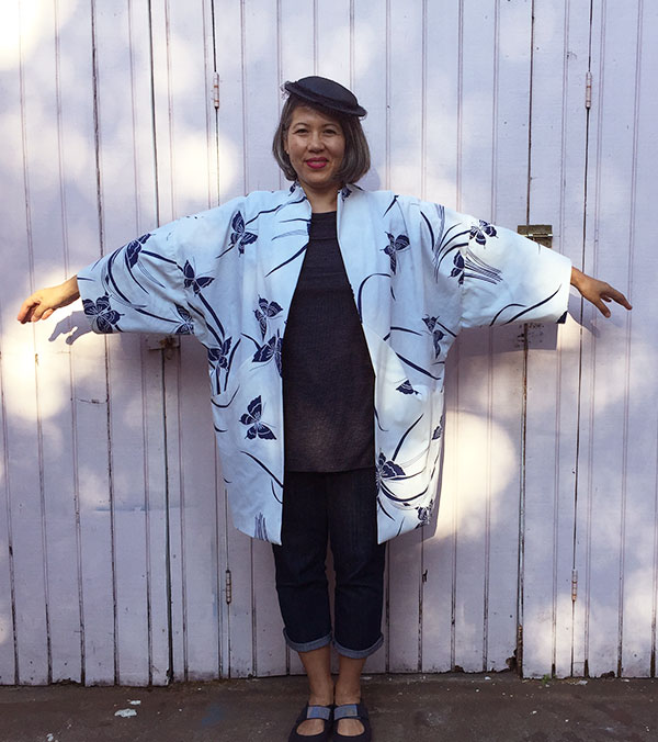 Papercut Patterns Sapporo Coat - C Sews