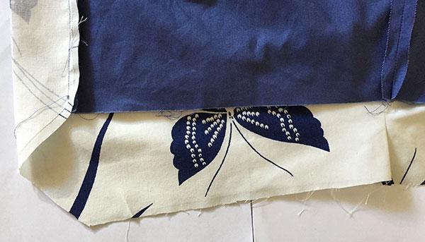 Sapporo Coat - attaching lining - C Sews