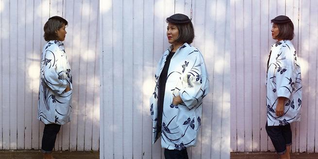 Sapporo Coat - Papercut Patterns - C Sews