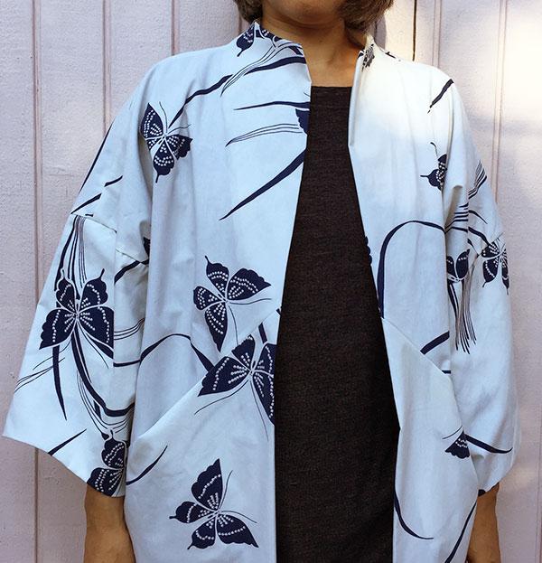 Papercut Patterns Sapporo Coat - front detail - C Sews